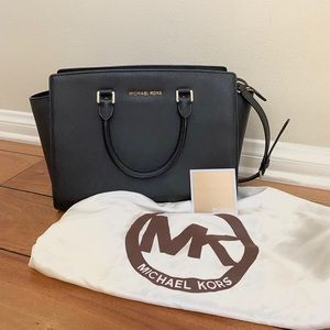 Michael Kors Selma Large East West Satchel